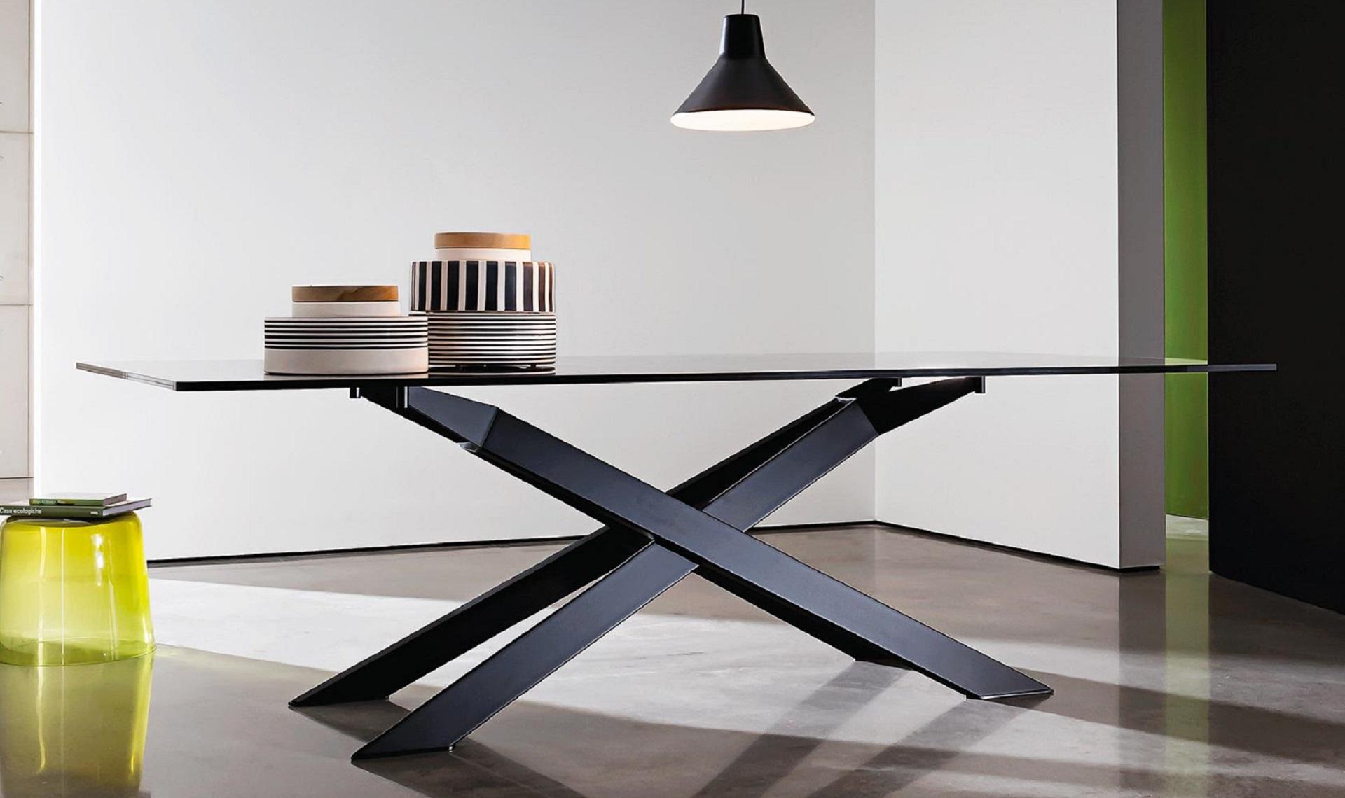 Tavolo da pranzo Cross